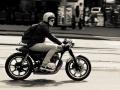 Yamaha Retro-Motorrad