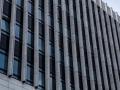 Fenster im Bankenviertel Stuttgart