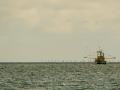 Kutter auf dem Meer