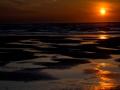 Sonnenuntergang auf Texel