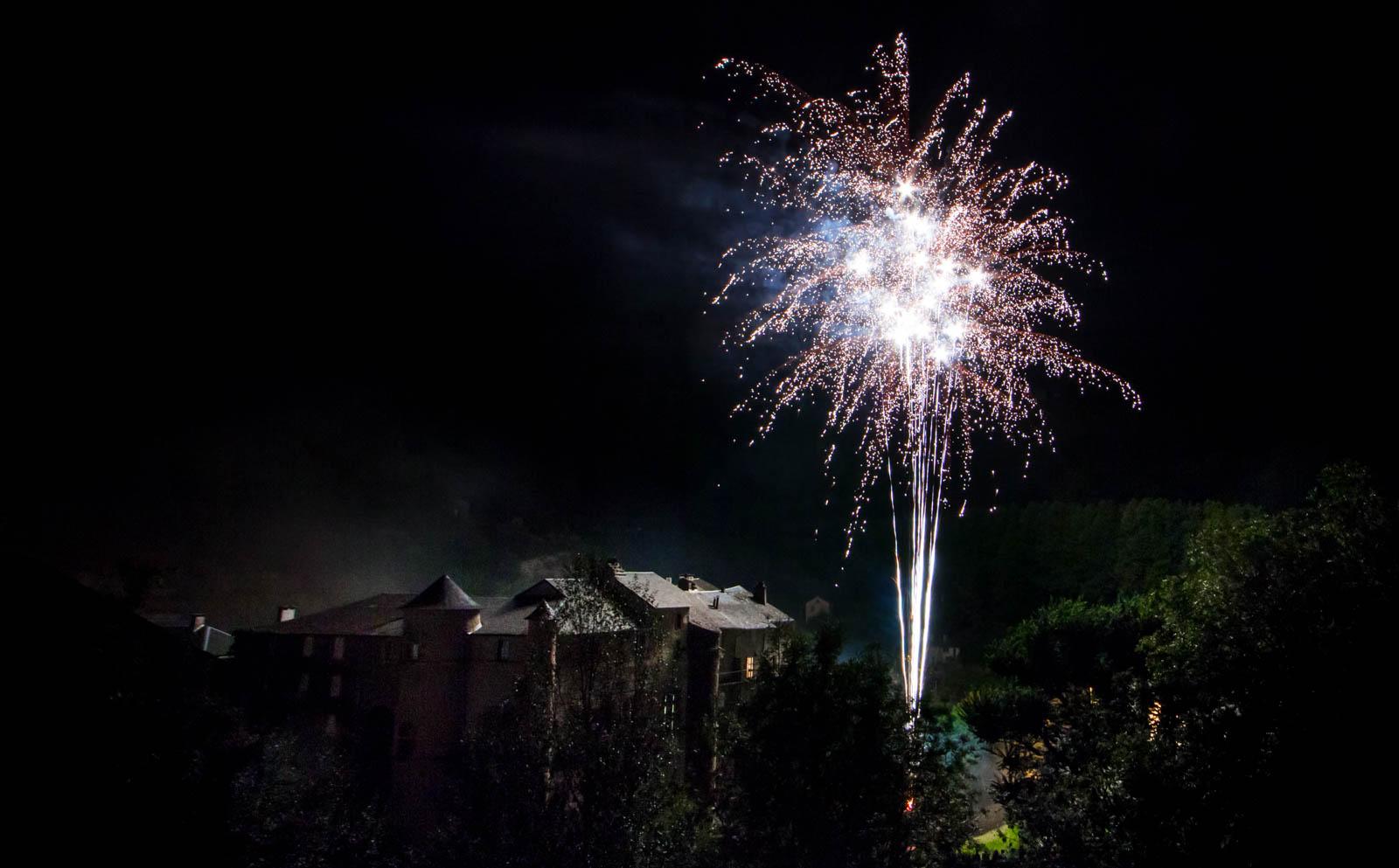 Feuerwerk Lacaze