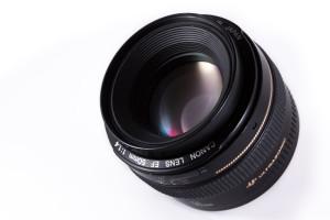 Produktfotografie High-Key Beispiel