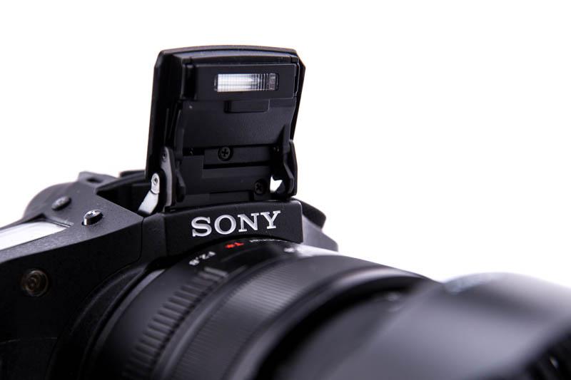 Sony RX10 II - Blitz
