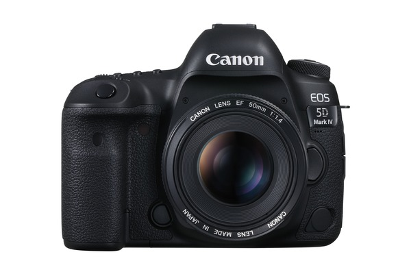 EOS 5D Mark IV Front